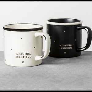 New Hearth and Hand Morning Beautiful Mug Set